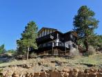 The Divine at Windcliff: Awesome Continental Divide Panoramic Views, Wildlife