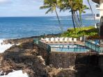 Sea Cove Hideaway - Luxury Townhouse-Style Condo at Poipu Shores