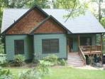New Green Built Retreat in Eclectic West Asheville