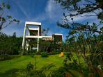 Large, private, tropical garden | The Levels | luxury, sea-view, villa for rent, Koh Lanta, Thailand