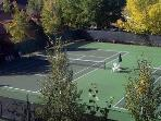 Tennis courts (Summer only)