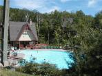 Lovely House with 2 Bedroom-2 Bathroom in Mont Tremblant (Le Plateau 226-5)