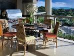 Outdoor dining - sample unit
