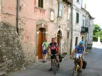 Bicycle tours in Molise