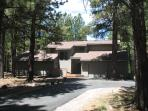 3 bedroom home at Black Butte Ranch, OR with view