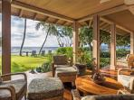 Home of the Hula Moon - Oceanfront Beauty including Private Courtyard Pool