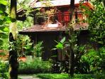 The RiverGarden is 2 Traditional Khmer style villas set in jungle gardens