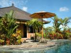 Bamboo Cottage Ubud (pool, wifi, ricefield view)