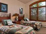 Trails at Storm Meadows - Twin Bedroom