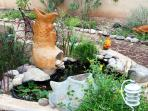 Giant Fish Water Feature