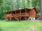 Cataloochee Mountain Cabin/ Great Smokey Mountains