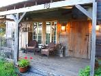 Cozy Reclaimed Cabin with Hot Tub near Cedar Point