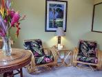 Ellie's Poipu Garden Suite - just right for 1 or 2