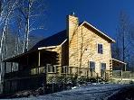 Mountain Elegance At It's Best - Angels Way Cabin