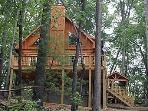 Wooded and Private - The Woodlands Cabin #2