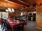 Fully Equipped Kitchen and Comfortable Dining