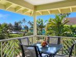 75 Yards to Poipu's best beaches, exquisitely remodeled, ocean & sunset views