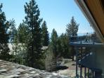View from the master suite.