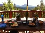 Dining Deck-Time for Lunch