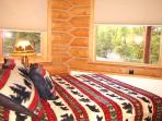 Guest Room 3- beautiful forest views