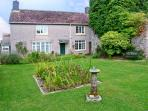 THE OLD MANOR HOUSE, pet friendly, character holiday cottage, with a garden in Pembroke, Ref 9948