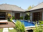 2-1 Bedrooms Villa with great location in Seminyak