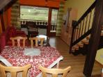 Vacation Apartment in Bodenfelde - nice lawn, right on the river, free WIFI (# 1383)