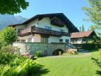 Vacation Apartment in Garmisch-Partenkirchen - 344 sqft, beautiful backyard, amazing views, great location…