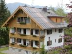 Vacation Apartment in Oberstdorf - 646 sqft, wifi connection, car parking spot, very calm, ideal for…