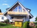 Vacation Apartment in Schramberg - 1023 sqft, modern, calm, relaxing (# 1495)