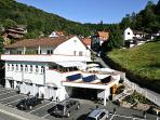 Vacation Apartment in Heidelberg - affordable, quiet single house, beautiful furnishings (# 44)