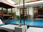 Bali Sanur Beach Villas - best location all Sanur