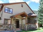 Sundial Townhomes #5 Great spacious 4 bedroom + den 3 bath home in East Vail
