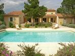 Vacation Villa in Provence near Carpentras - Maison Mazan