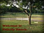 Felicity Ranch - over 180 acres to explore!