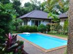 Cosy cottage with swimming pool in Andaman Sea
