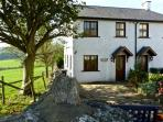 CURLEW COTTAGE, pet friendly, with a garden in Bardsea, Ref 10249