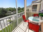 Lovely 3 Bedroom Butterfly Palms Condo with Terrace at the Windsor Palms Resort