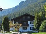Vacation Apartment in Schönau am Königssee - 452 sqft, quiet, comfortable (# 2187)