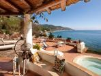 Island Villa in Sicily, Walk to the Water - Villa Spisone