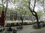 modern 3 bedroom apartment in  Amsterdam centre