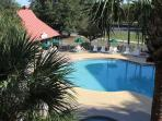 Great studio value, within 1 mile from Disney, big flat screen TV, free Wi-Fi