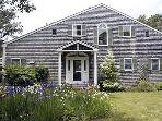 135 - LOVELY PRIVATE SETTING ON CHAPPAQUIDDICK WITH A BEAUTIFUL GARDEN , ON KATAMA BAY