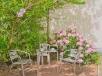 Paris Vacation Rental with Private Garden and Wifi