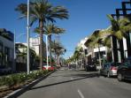 1 mile to the famous Rodeo Drive
