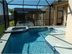 ORISTA VILLA: 4 Bedroom Pet-Friendly Home with Private Pool and Spa