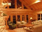 One of a Kind North Woods Lake Lodge