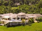 Villa Viviana at Tryall, 6 acres of land-golf carts to explore it and full staff