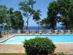 Oceanfront Frangipani on estate with private tennis & mini-golf, freshwater pool & full staff