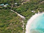 Sade - Conveniently located villa offers guest cottage, pool, seclusion & comfort